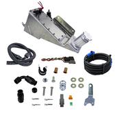 Nitrous Outlet C8 Corvette Fender Well Mount Dedicated Fuel System (Gas/E85)