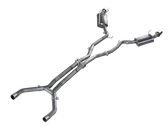 ARH Catback Exhaust - Factory Connect - 10-15 Camaro SS