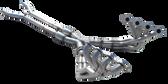"ARH - 2"" Long Tube Headers & 3"" Off-Road X-Pipe - C6 ZR1 (LS9)"