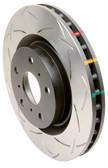 DBA T3 4000 Series Front Rotors Slotted - 09-15 CTS-V / 12-15 ZL1 Camaro