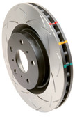 DBA T3 4000 Series Rear Rotors Slotted - 09-15 CTS-V / 12-15 ZL1 Camaro