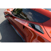 APR - C7 Z06 Carbon Fiber Quarter Panel Intake Vents