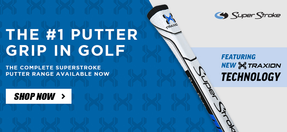 2019 Superstroke Traxion Putter Grips