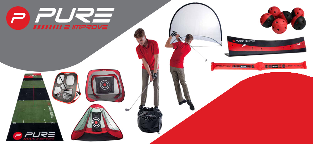 Pure2Improve Golf Training