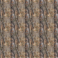 Realtree Cotton Fabric with Winter AP Camo Design-Sold by the Yard