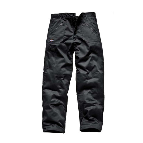 Dickies Redhawk Action Trousers - Black (WD814)