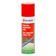 Wurth Dry PTFE Lubricant Spray 300ml -  0893550