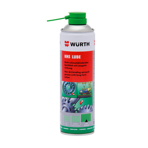 Wurth HHS Adhesive Lubricant 500ml - 08931065