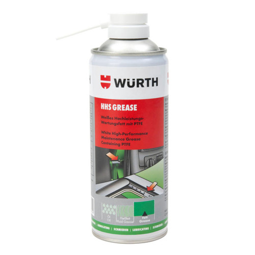Wurth HHS Grease 400ml - 08931067