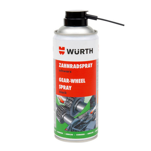 Wurth Gear Wheel Spray 400ml - 08931055