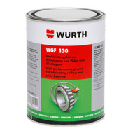 Wurth WGF 130 Lubricating Lithium Grease 1kg - 0893530
