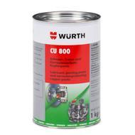 Wurth CU 800 Copper Slip Paste 1kg - 08938002