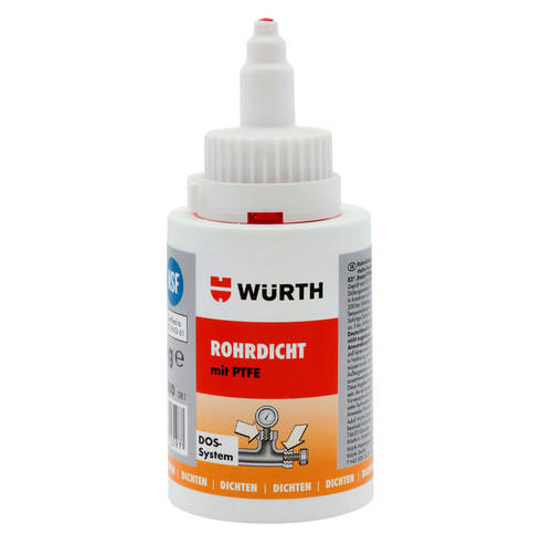 Wurth Medium Strength Pipe Sealant 50g - 0893577050