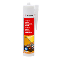 Wurth Food-Grade Silicone Sealant 310ml - 089284432