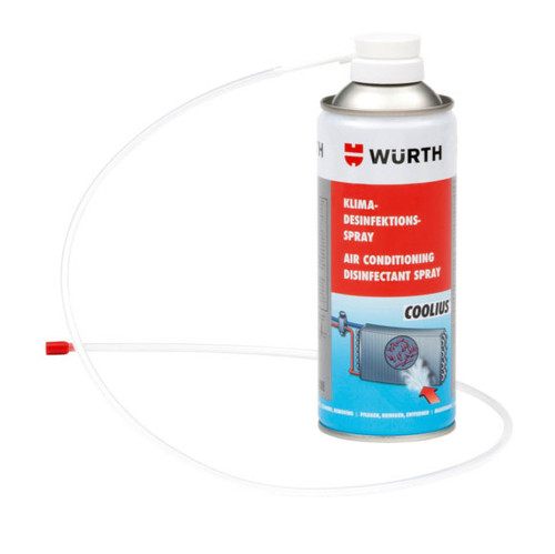 Wurth Air Conditioning Disinfectant Spray 300ml - 089376410