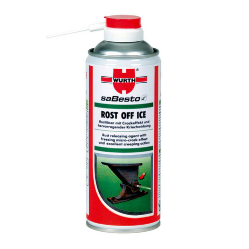 Wurth Rost-Off Ice Rust Remover 400ml - 0893240