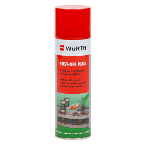 Wurth Rost-Off Plus Rust Remover 300ml - 0890200
