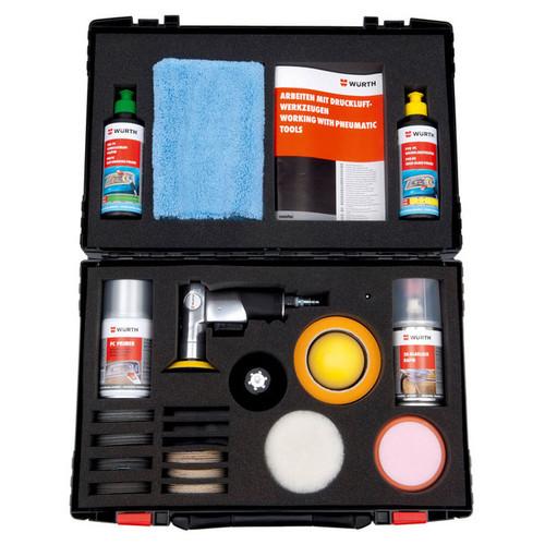 Wurth Headlight Refurbishment Kit - 0964893160