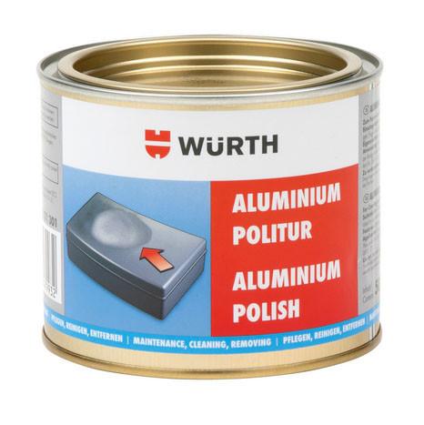 Wurth Aluminium Polish 500g - 0893121301