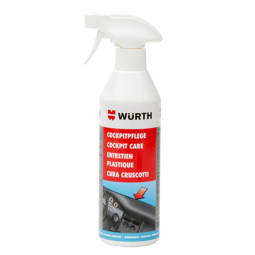 Wurth Cockpit Care Cleaner 500ml - 08934731