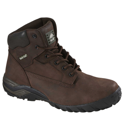 Rockfall Flint Brown S3 Safety Boots (SFBT41-BR)