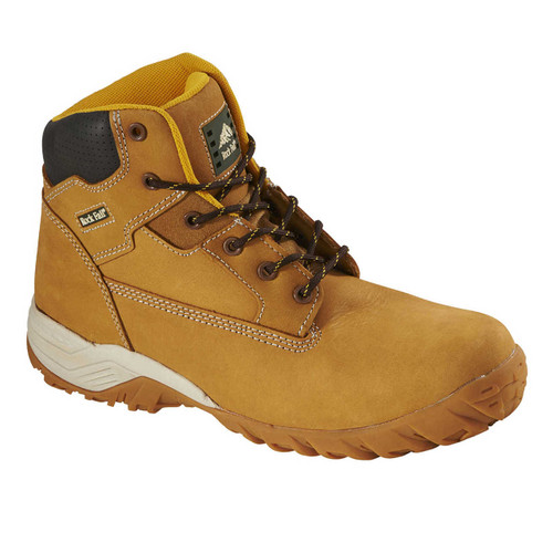 Rockfall Flint Honey S3 Safety Boots (SFBT41-HO)