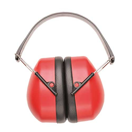 Super Ear Protector - Red