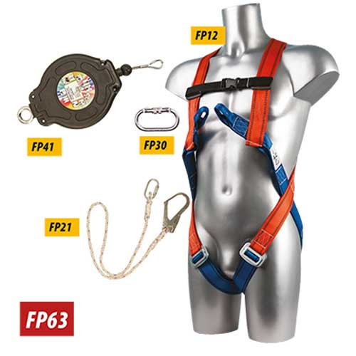 Industrial Fall Arrest kit