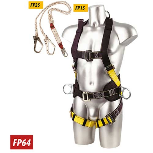 Scafolding Fall Arrest Kit