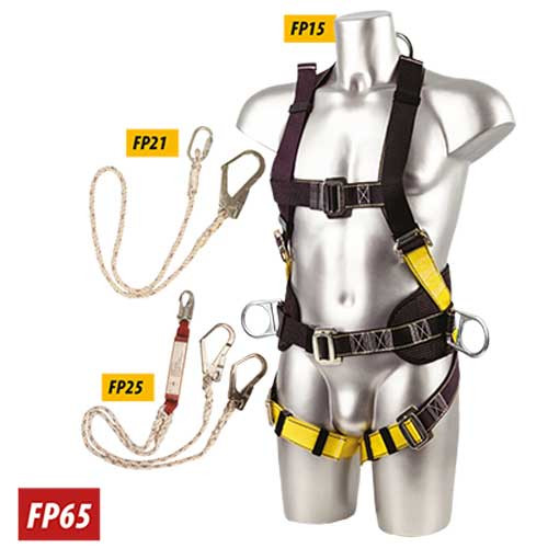 Construction Fall Arrest Kit
