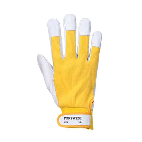 Portwest Tergsus Leather Gloves