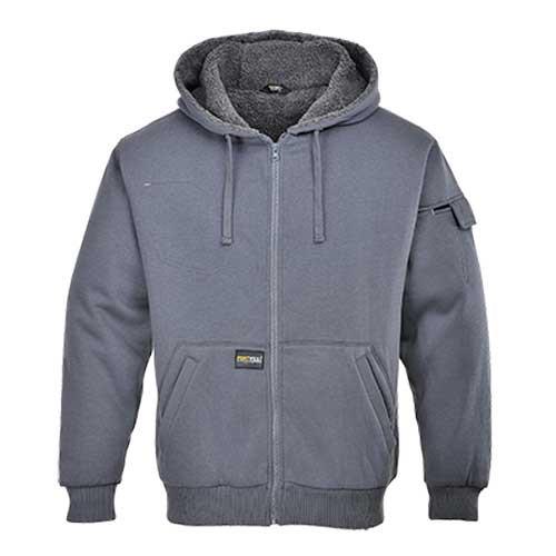 Pewter Hoodie Jacket (KS32)