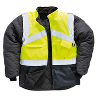 Hi-Vis Two-Tone Reversible Jacket (S769)