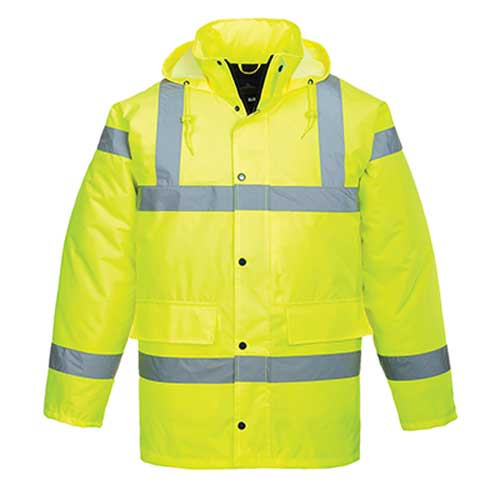 Hi-Vis Breathable Jacket (S461)