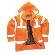 Hi-Vis Breathable Jacket GO/RT (Class 3) (RT60)