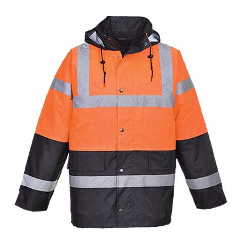 Hi-Vis Two-Tone Traffic Jacket (S467)