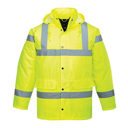 Hi-Vis Ladies Traffic Jacket (S360)