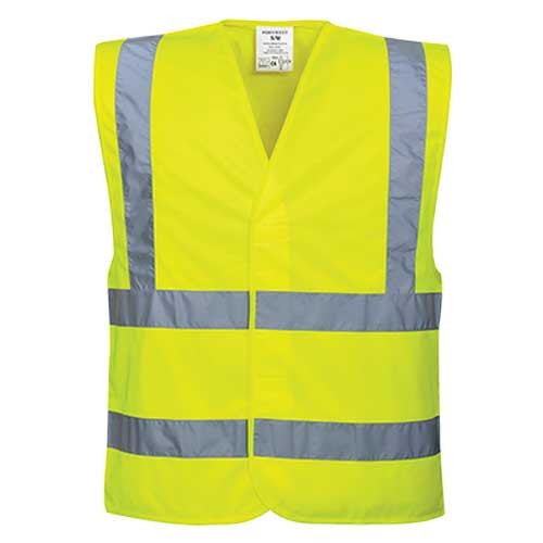Hi-Vis Two Band & Brace Vest (C470)