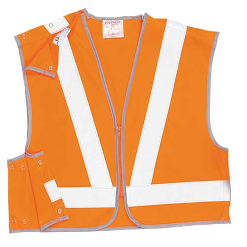 Hi-Vis Short Vest GO/RT (RT21)