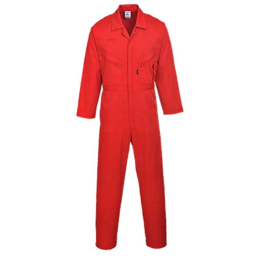 Liverpool Zip Coverall (C8313)