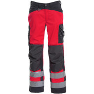 Tranemo FirstGrade Hi-Vis Trousers (402045)