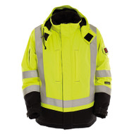 Tranemo Tera TX FR Hi-Vis Winter Jacket with Hood (580981)