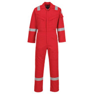 BizFlame Anti-Static FR Coverall