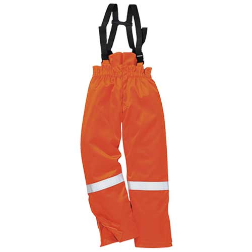 Bizflame Plus Anti-Static FR Winter Trousers (FR58)