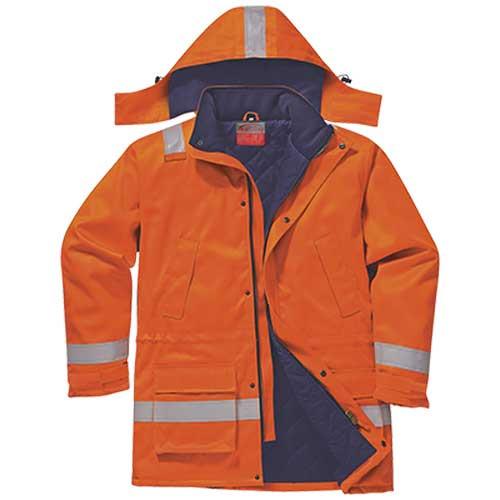 Bizflame Plus Anti-Static FR Winter Jacket (FR59)