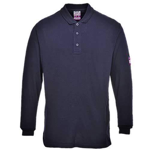 Modaflame FR Long Sleeve Polo (FR10)