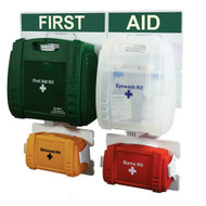 Evolution Plus Complete First Aid Station
