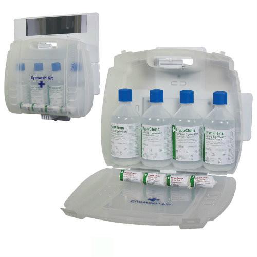 Evolution Plus Eyewash Kit - 4 x 500ml (K522)