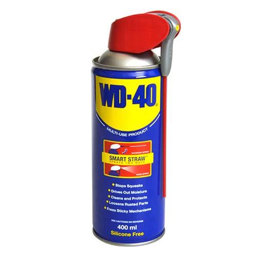 WD-40 Multi-Use Maintenance Spray Smart Straw 400ml