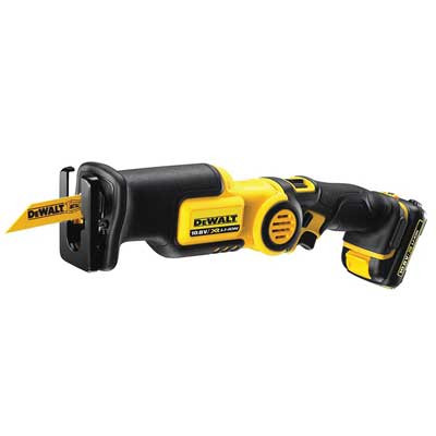 DeWalt Cordless Pivot Reciprocating Saw (DCS310D2)